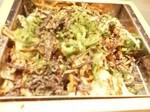 出汁でいただく焼きそば 神戸六甲道 ぎゅんた グランツリー武蔵小杉店