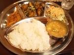 野菜とスパイスたっぷりのネパール料理 マンダップ 虎ノ門