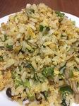 パラパラチャーハンはやっぱり卵とご飯を先に混ぜるべき?